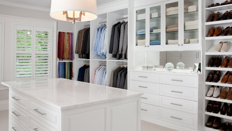 custom closet dallas