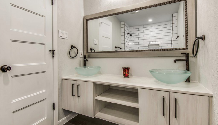Modern Bathroom Remodeling Dallas, TX